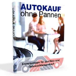 Autokauf ohne Pannen - E-Book Ratgeber